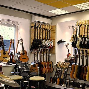 Музыкальные магазины Серпухова