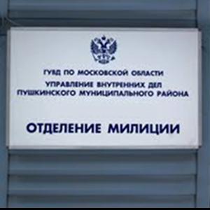 Отделения полиции Серпухова
