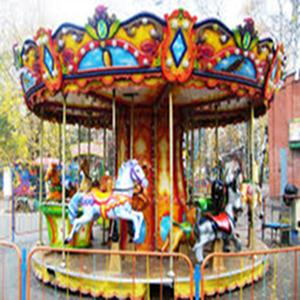 Парки культуры и отдыха Серпухова