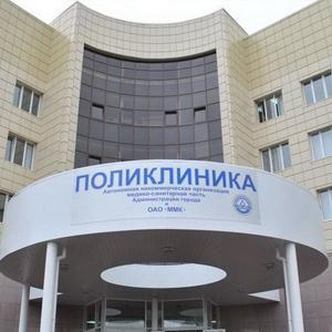 Поликлиники Серпухова