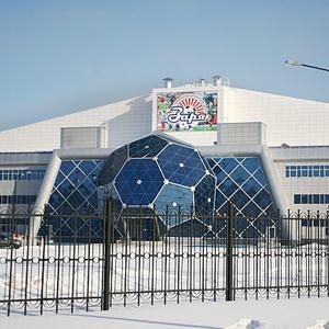 Спортивные комплексы Серпухова